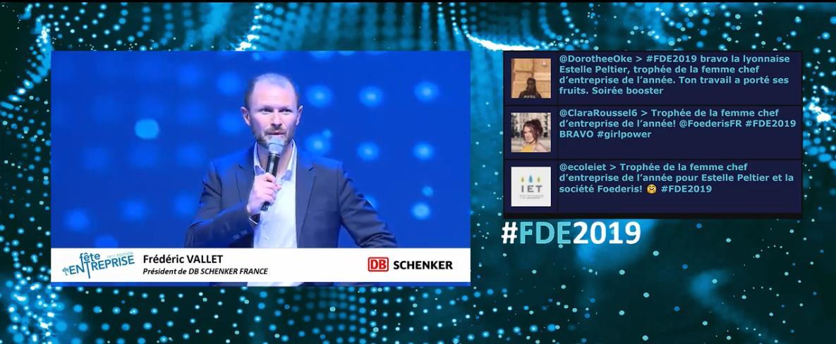 Fête de l'entreprise- DB Schenker