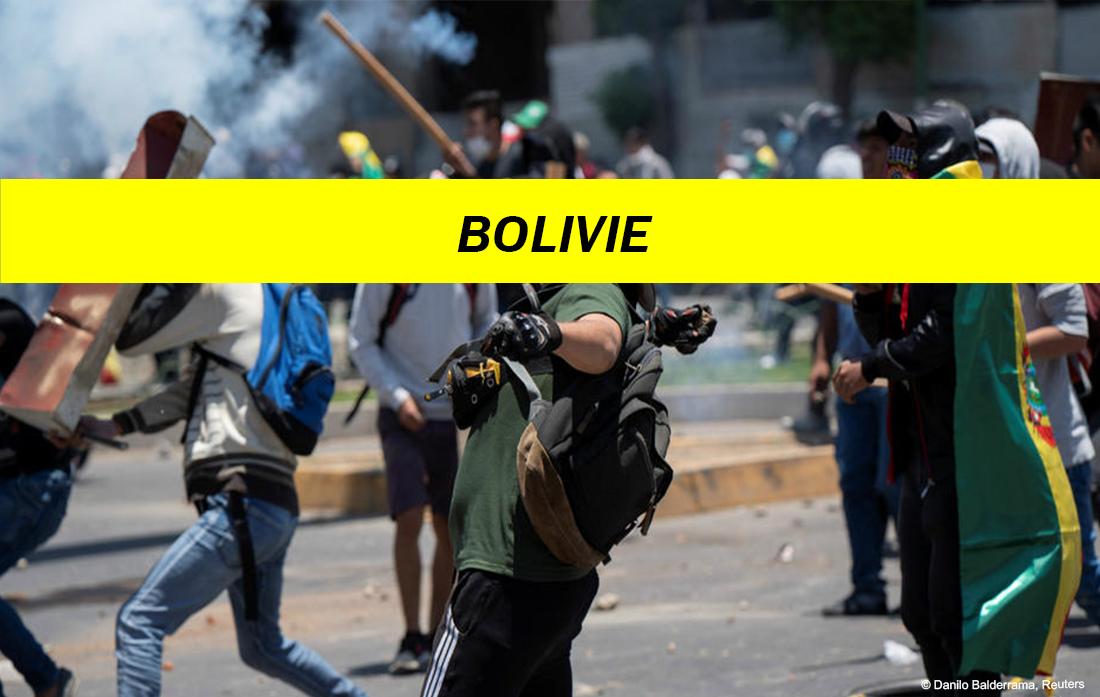 Bolivie 28/10/2019